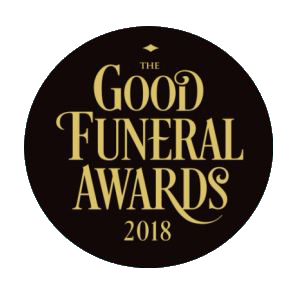 good funeral awards 2018 logo