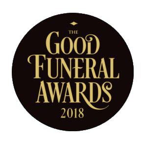 good funeral awards 2018 logo